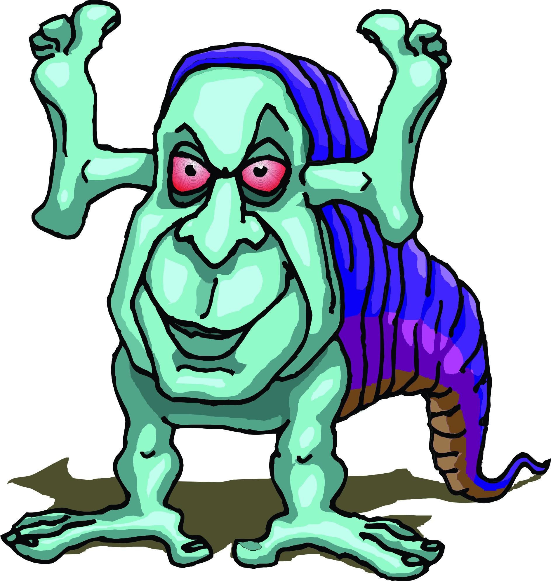 Weird Gnome Mascot