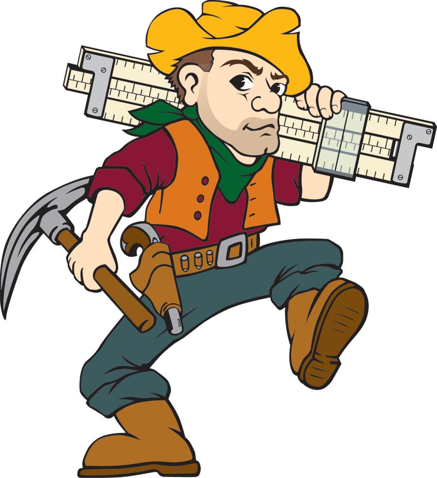 Joe Miner Mascot