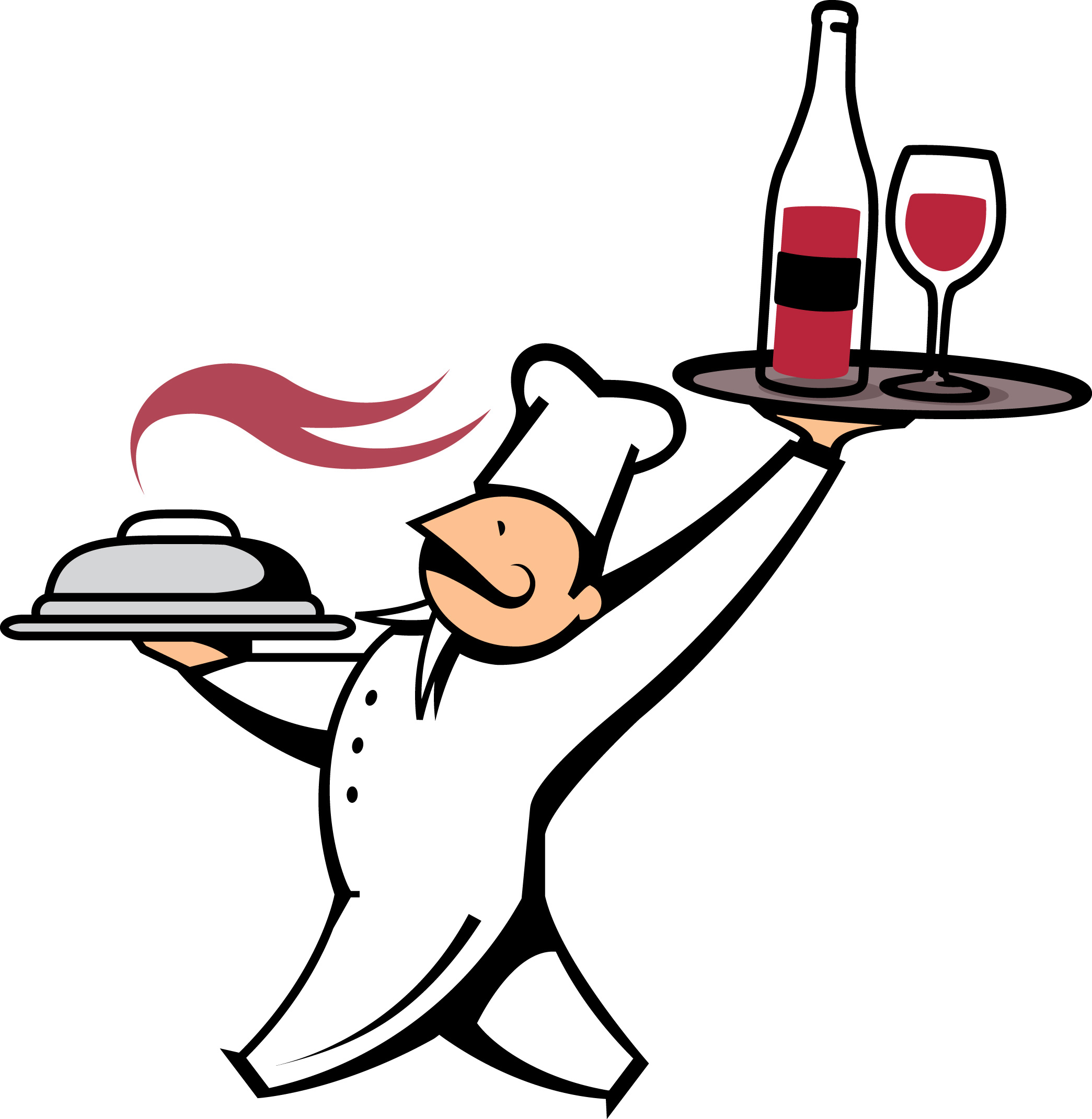 Great Chef Mascot
