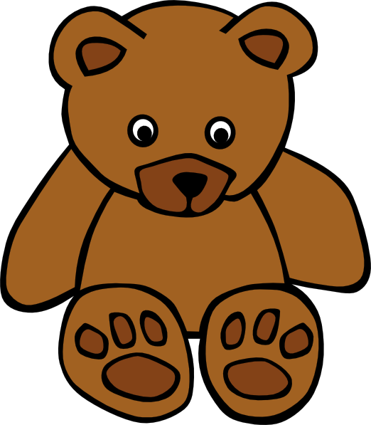 Cute Teddy Bear Mascot