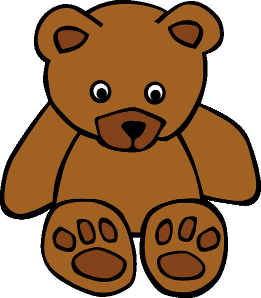 Cute Teddy Bear Mascot
