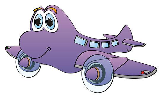 Airplance Mascot