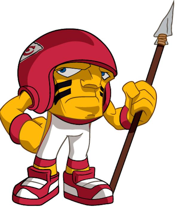NFL Indian Mascot