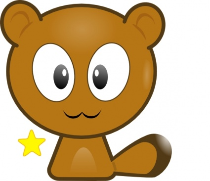 Cute Mouse Mascot