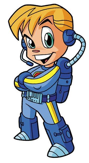 CyberJack Mascot