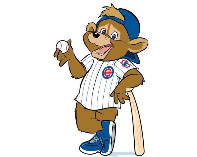 Bear Cub Mascot