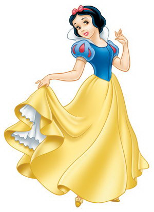 Princess Mascot