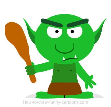 Goblin Mascot