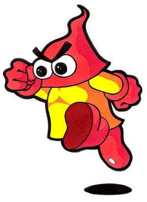 Plok Mascot