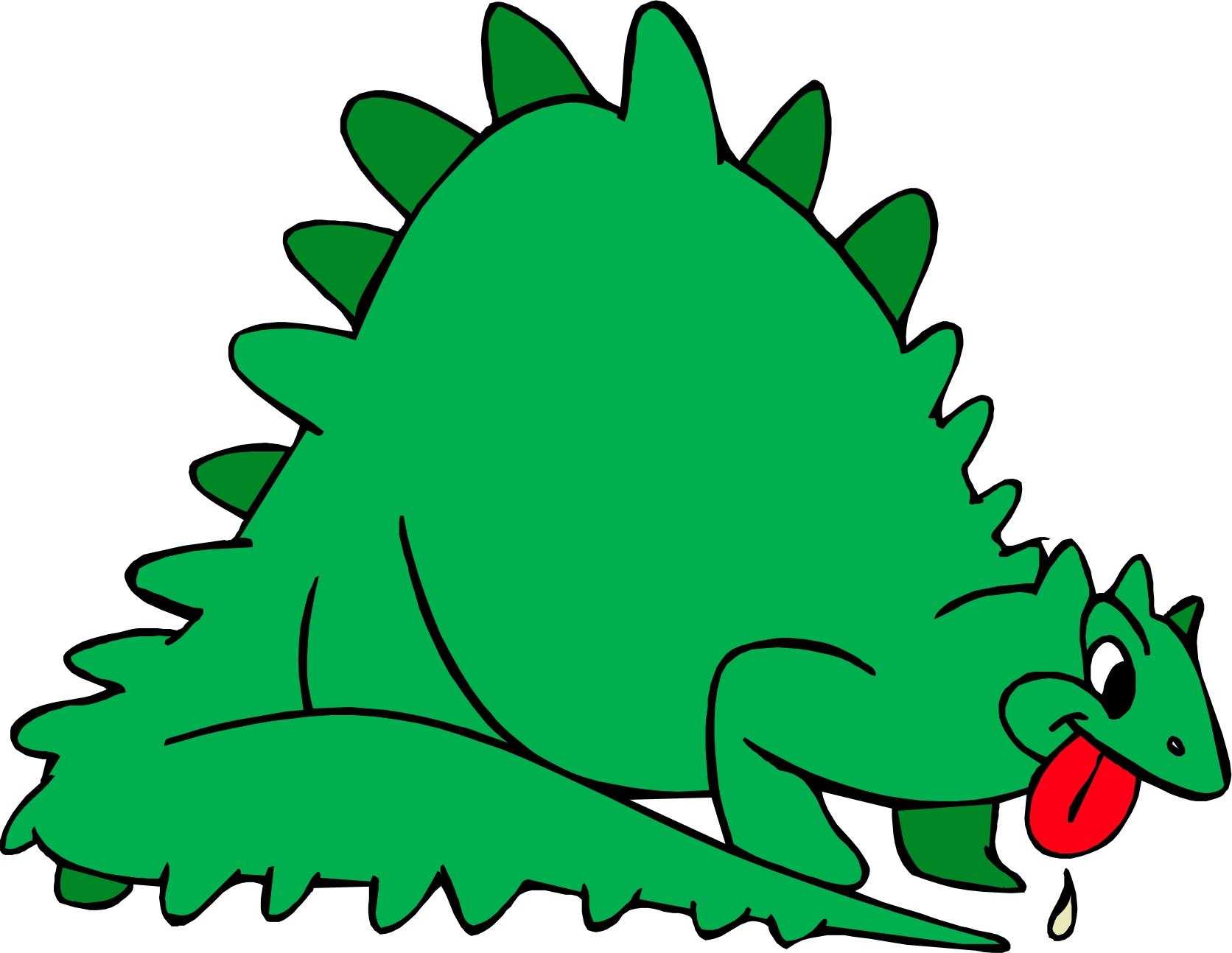 Stegosaurus Dinosaur Mascot