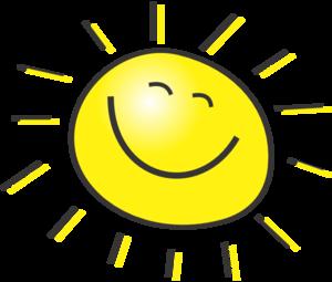 Happy Sun mascot