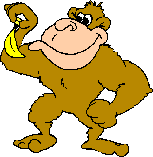 Ape Mascot