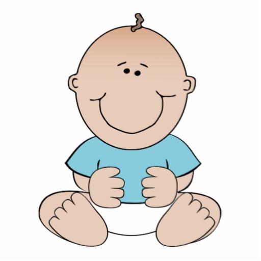 Cute Baby Mascot