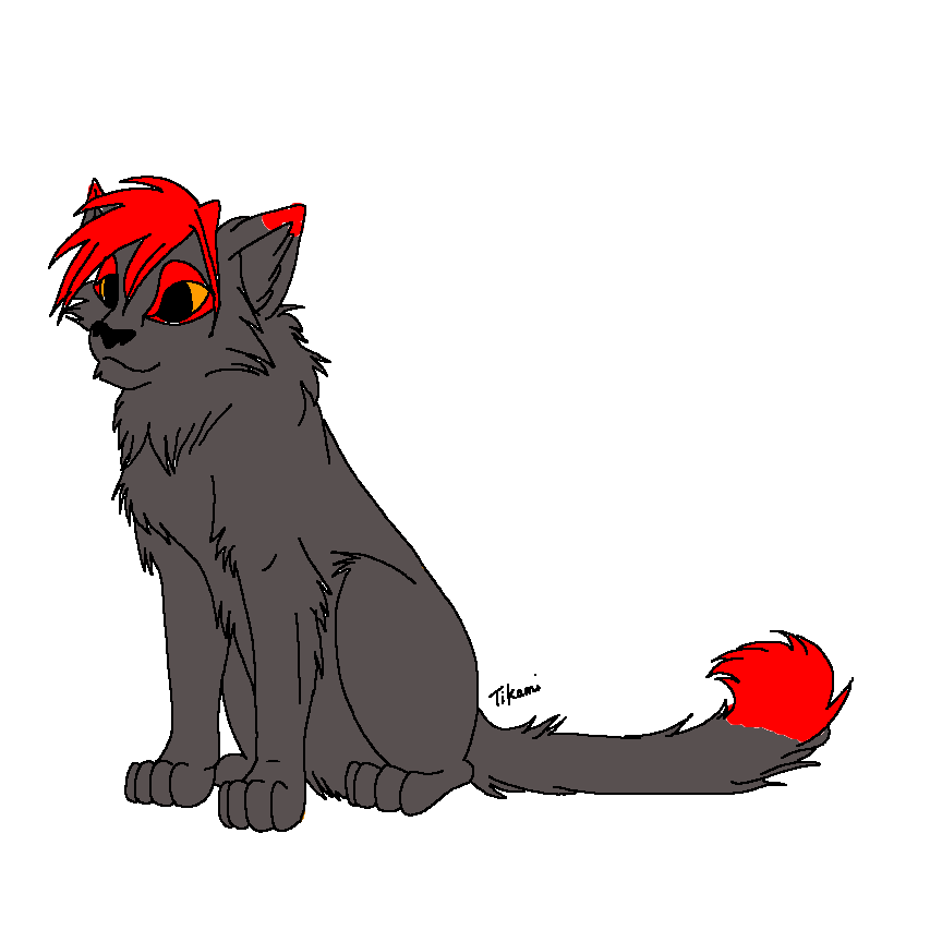 Warrior Cat Mascot
