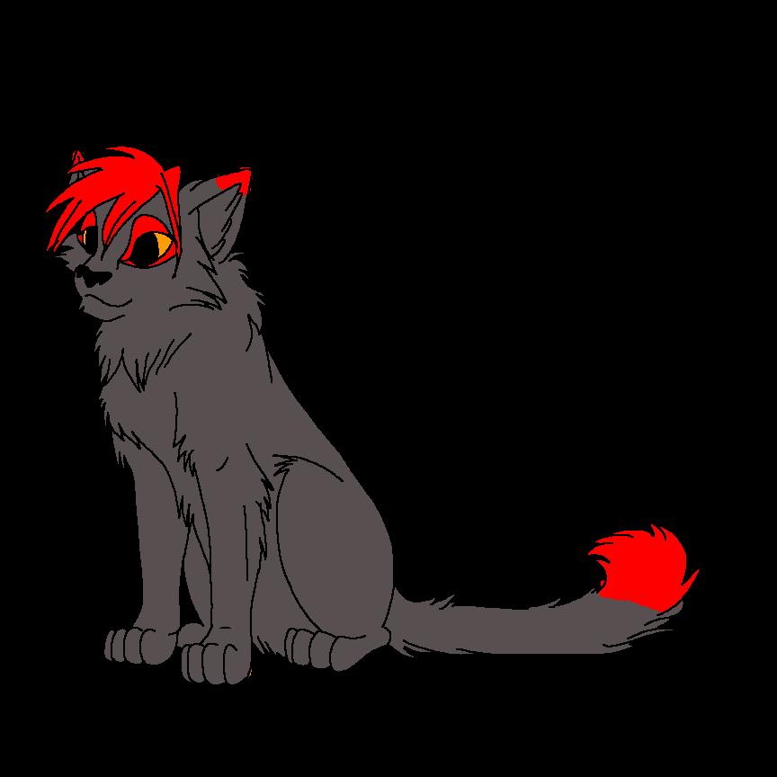 Warrior Cat Mascot