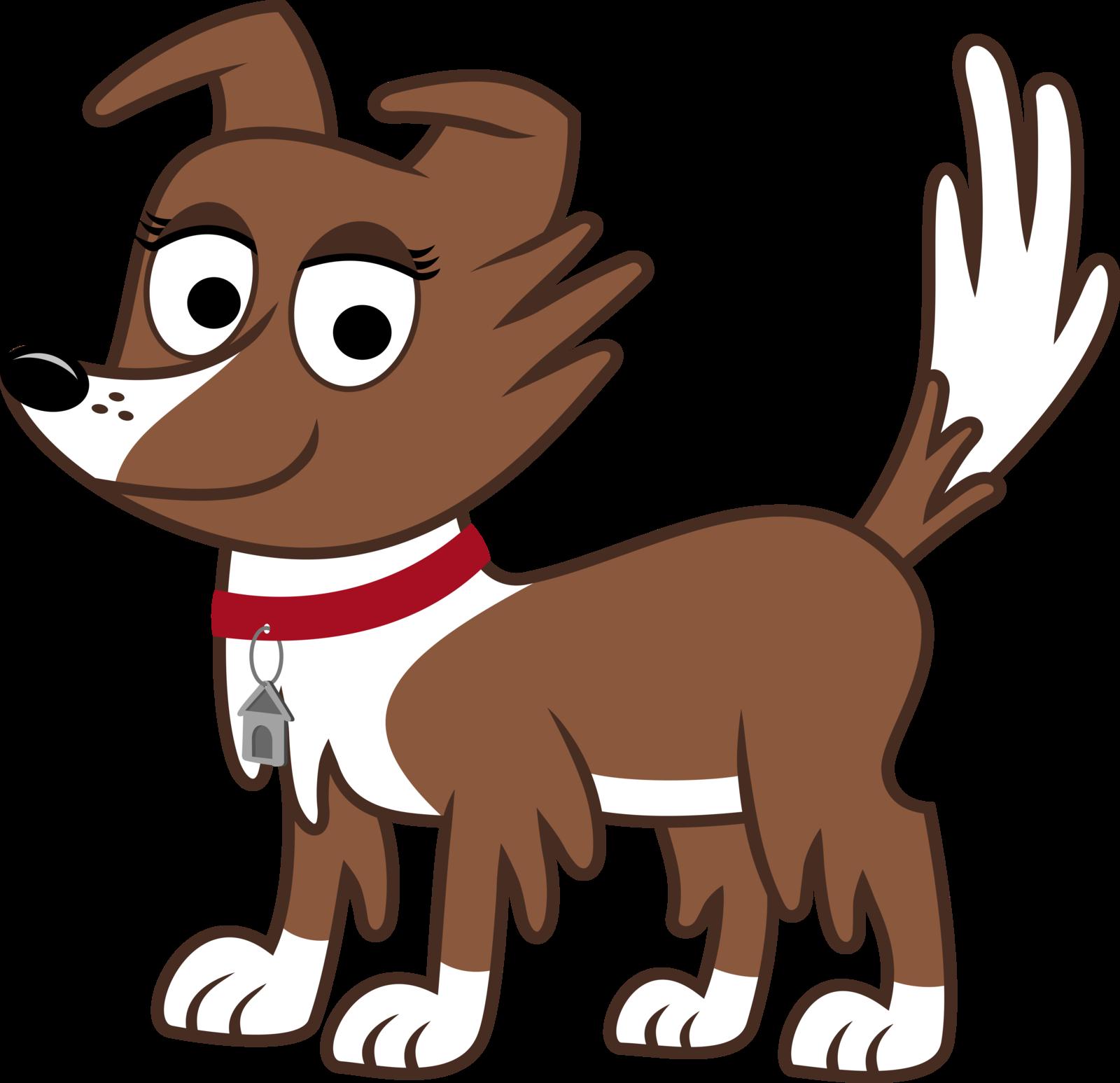 Pound Puppy Mascot