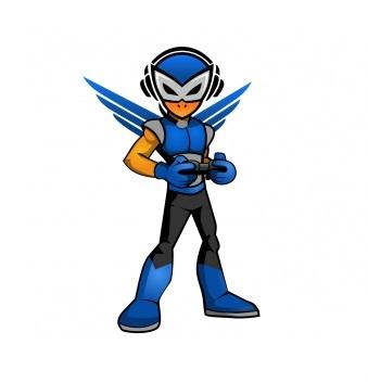Super Gamer Mascot