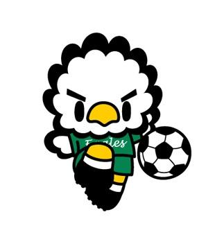 Soccer Bird Mascot