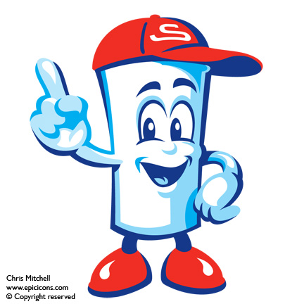 Milk Mascot
