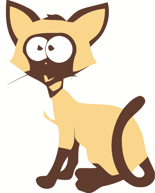 Persian Cat Mascot