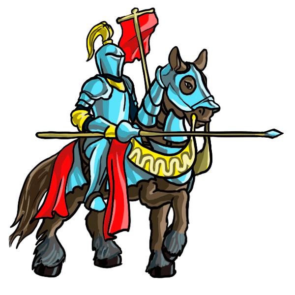 Knight Cavalier