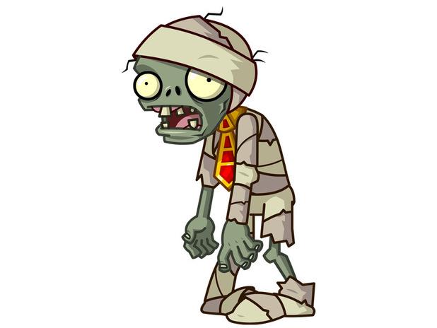 Mummy Zombie