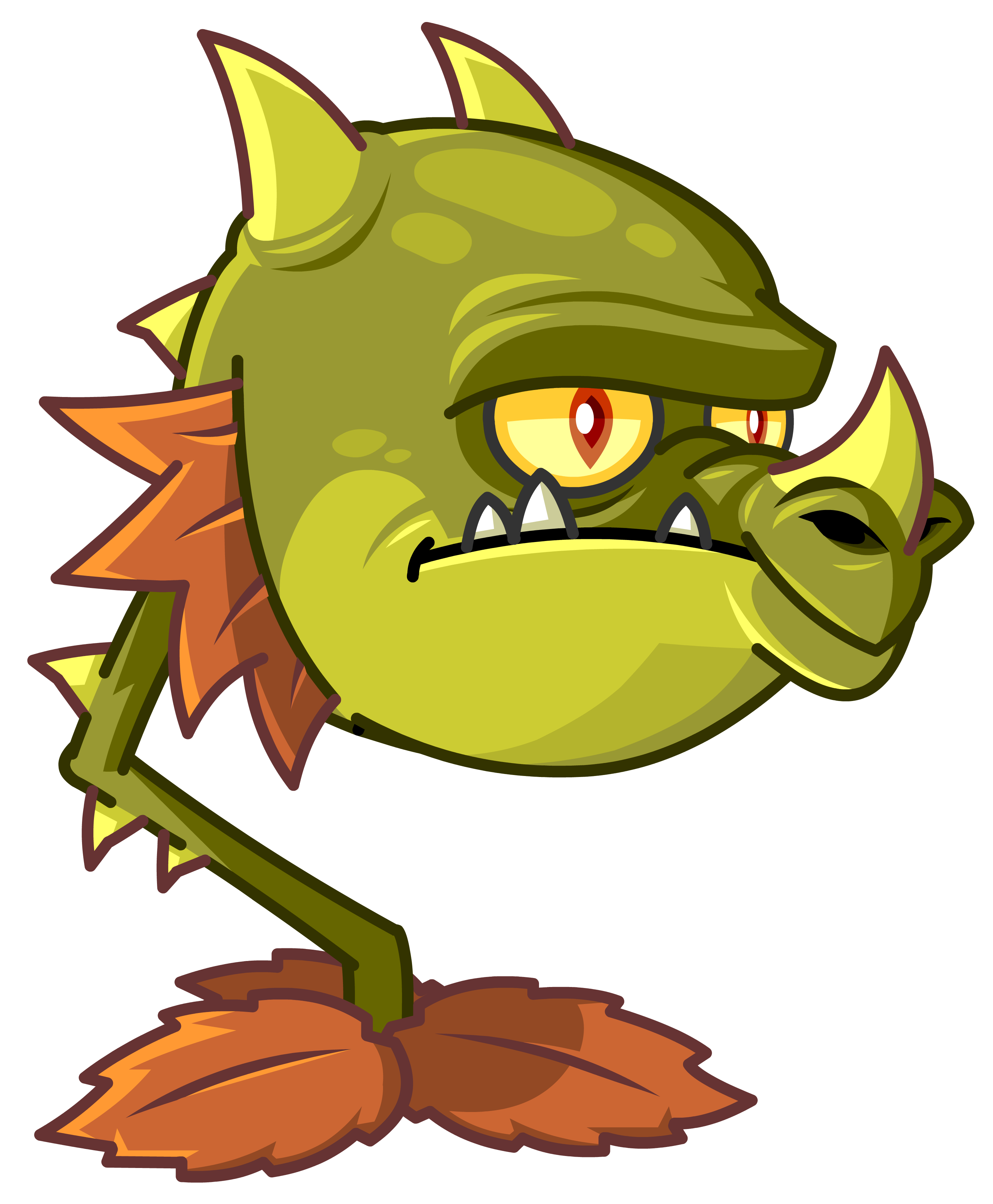 Zombie 2 Popcap Games Thanks Snapdragon Plant