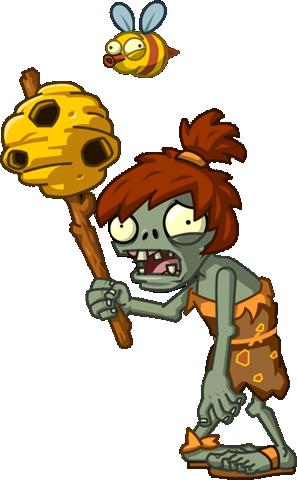 Stone Age Hive Zombie