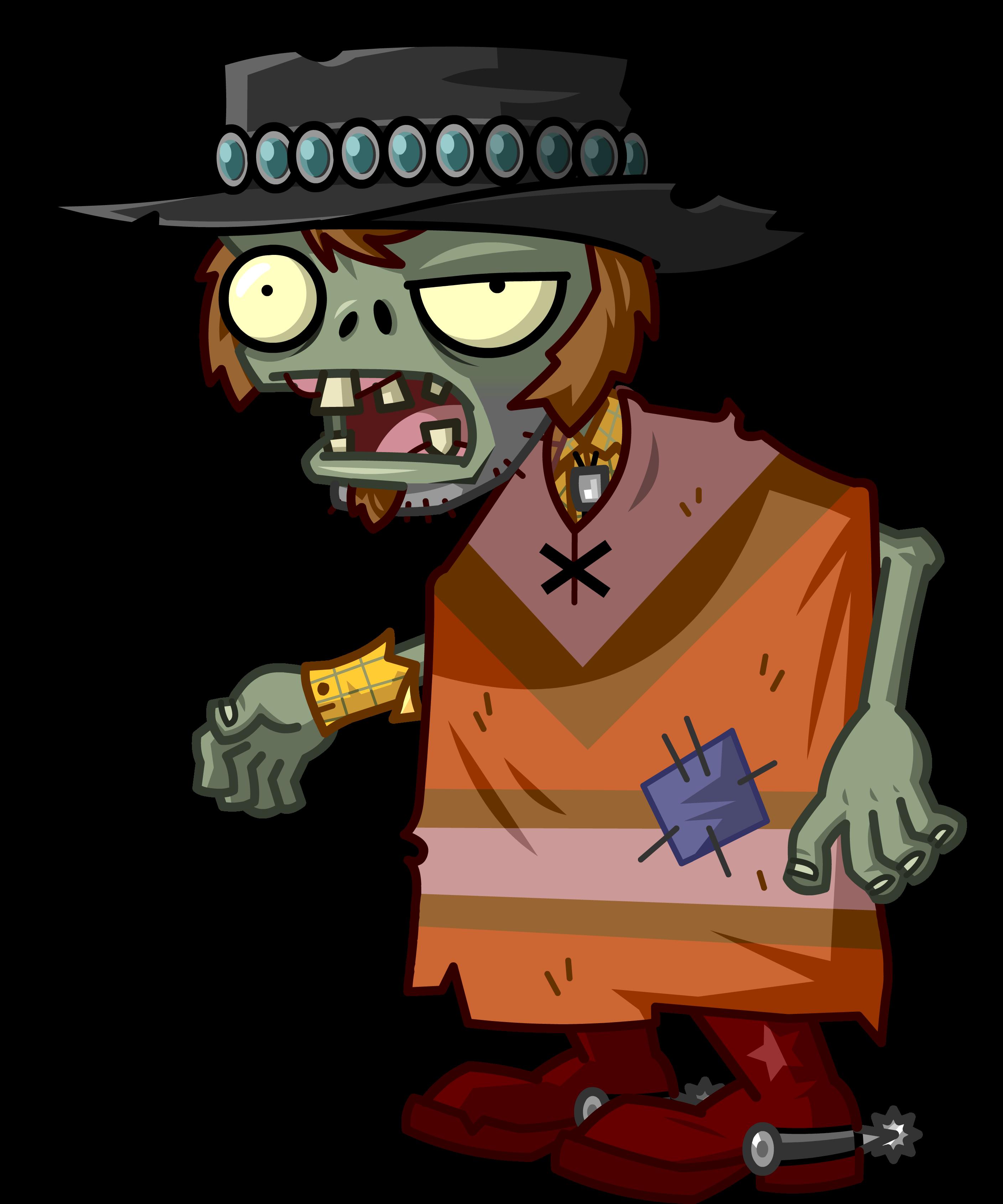 Poncho Zombie