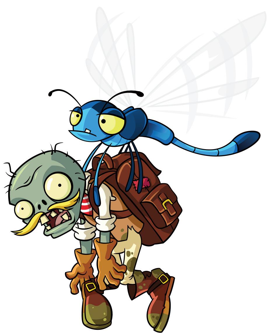 Bug Zombie and Bug