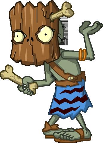 Stone Man Zombie