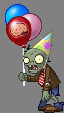 Birthday Zombie