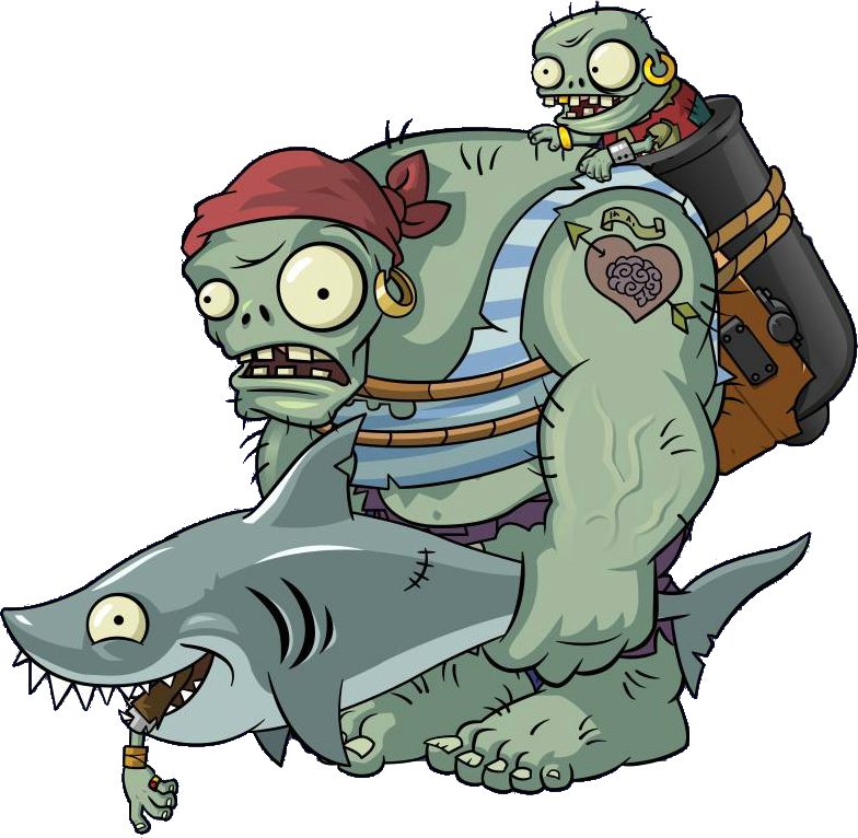 Pirate Gargantuar