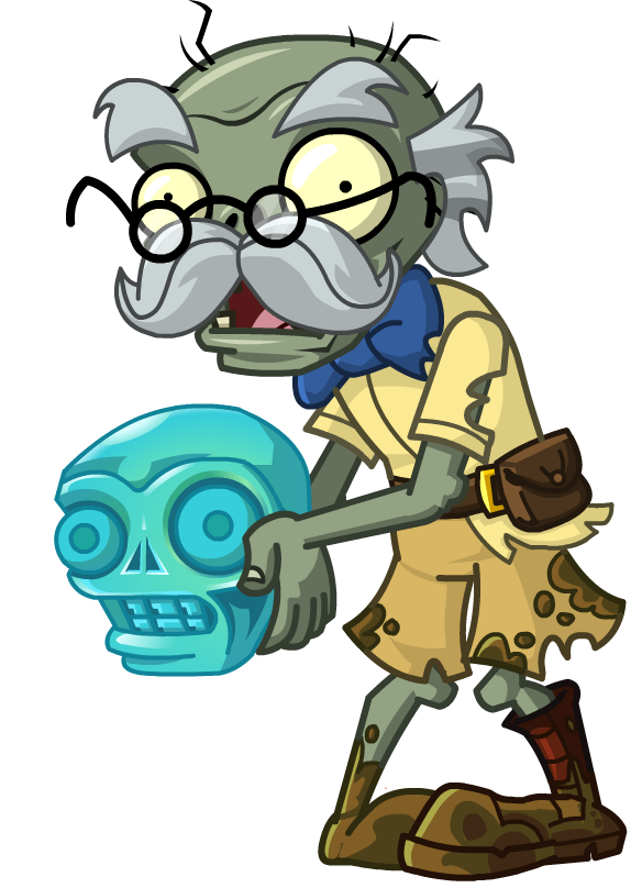 Historian Zombie