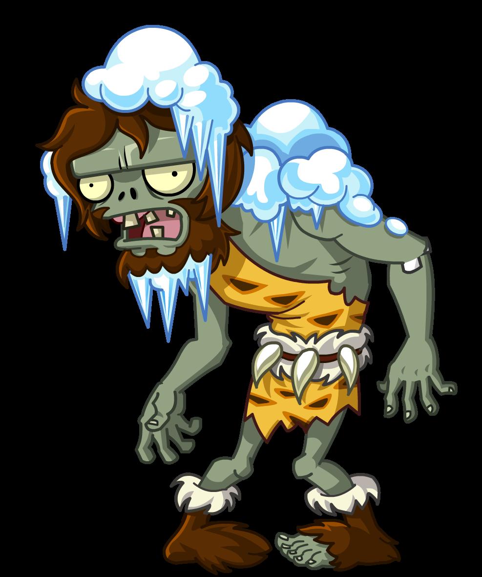 Ice Age Zombie