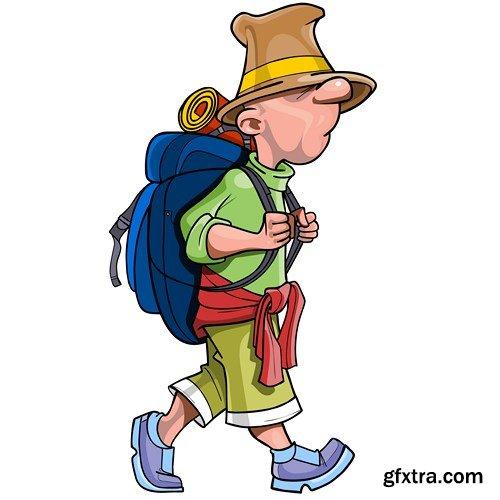 adventurous Tourist