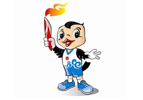 Sports Event Mascot