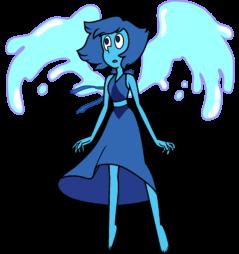 Water Elemental Mascot